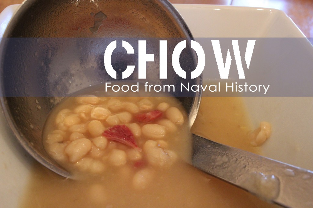 Chow Navy Bean Blog Cover