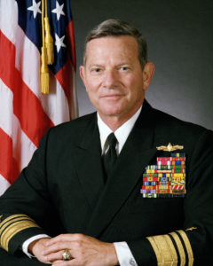 Portrait:  US Navy (USN) Vice Admiral (VADM) Henry C. Mustin (uncovered)
