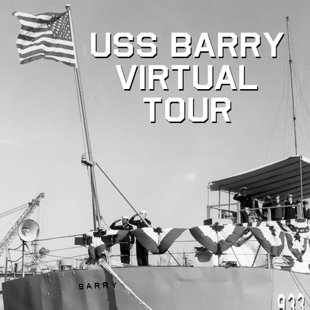 Virtual Tour Barry