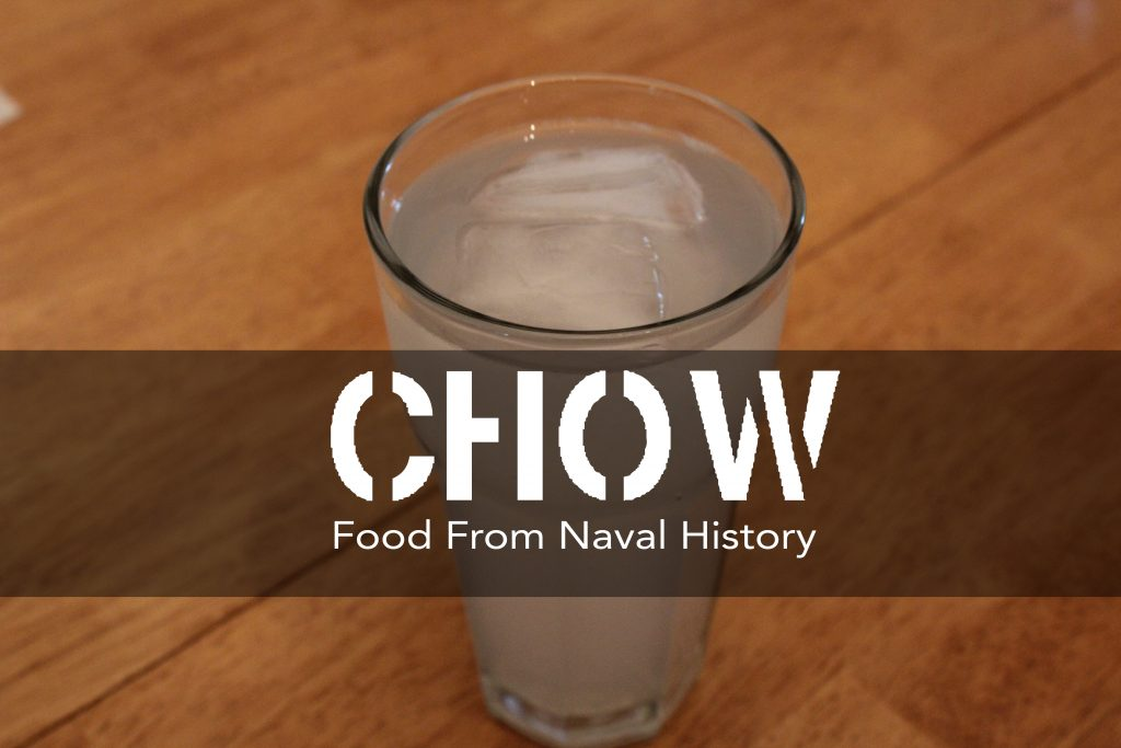 Chow Cover Daiquiri