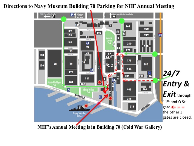 Directions and Map to Annual Meeting