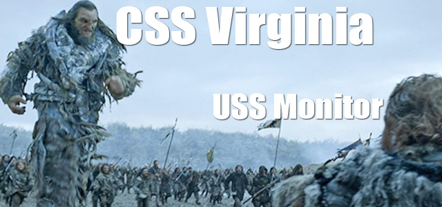 virginia and monitor