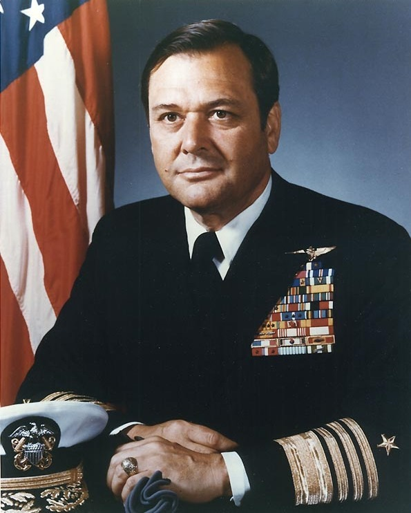 Admiral James L. Holloway III - Tribute and Memorial Service Information